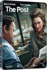 The Post. Con Steelbook (Blu-ray)