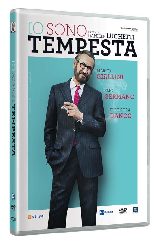 Io sono tempesta (DVD) di Daniele Luchetti - DVD