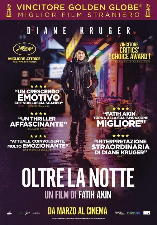 Oltre la notte (DVD) di Fatih Akin - DVD