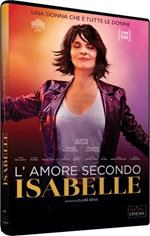 L' amore secondo Isabelle (DVD)