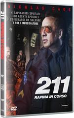 211 . Rapina in corso (DVD)