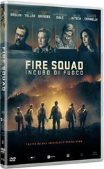 Fire Squad. Incubo di fuoco (DVD)