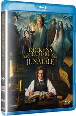 L' uomo che inventò il Natale (Blu-ray)
