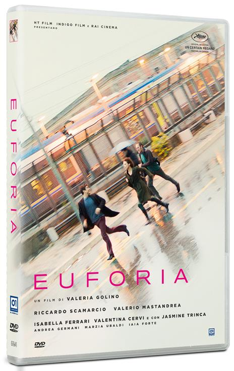 Euforia (DVD) di Valeria Golino - DVD