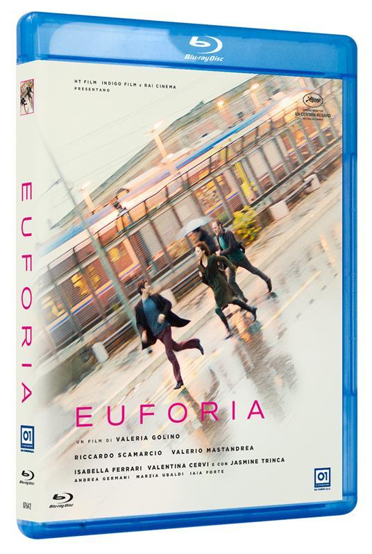 Euforia (Blu-ray) di Valeria Golino - Blu-ray