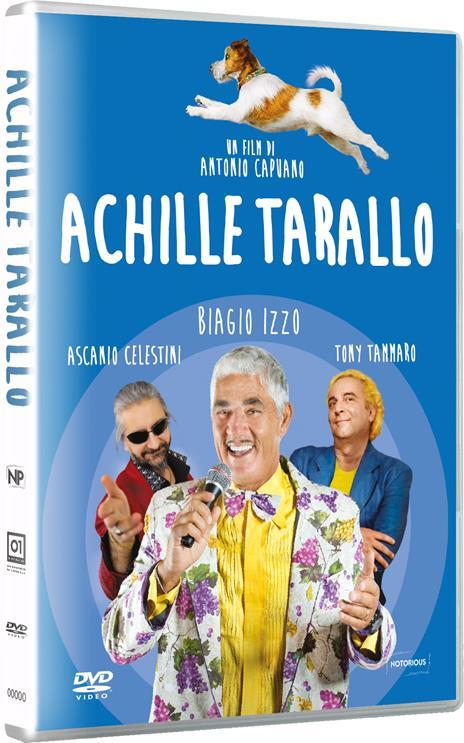 Achille Tarallo (DVD) di Antonio Capuano - DVD