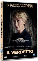 The Children Act. Il verdetto (DVD)