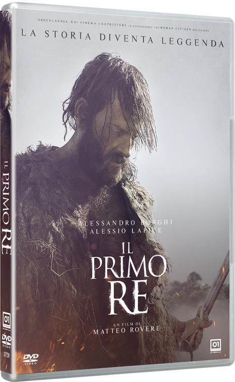 Il primo re (DVD) di Matteo Rovere - DVD