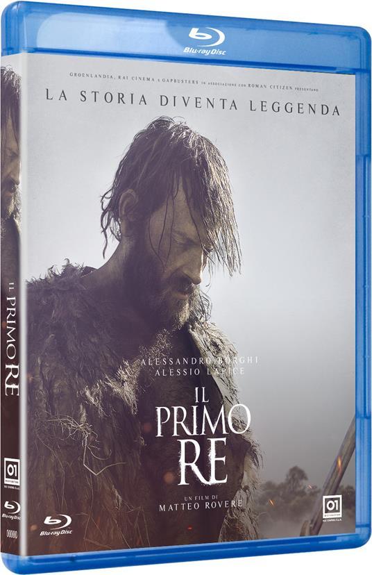 Il primo re (Blu-ray) di Matteo Rovere - Blu-ray