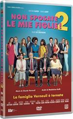 Non sposate le mie figlie 2 (DVD)
