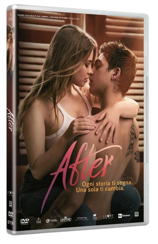 After (DVD) di Jenny Gage - DVD  - 2