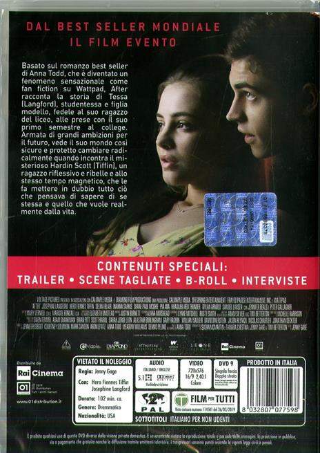 After (DVD) di Jenny Gage - DVD  - 3