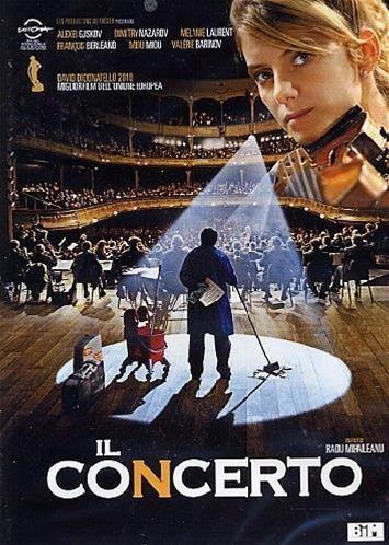 Il concerto di Radu Mihaileanu - DVD