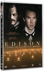 Edison. L'uomo che illuminò il mondo (DVD)