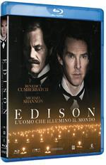 Edison. L'uomo che illuminò il mondo (Blu-ray)