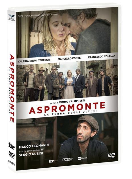 Aspromonte. La terra degli ultimi (DVD) di Mimmo Calopresti - DVD