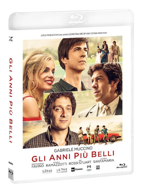 Gli anni più belli (Blu-ray) di Gabriele Muccino - Blu-ray