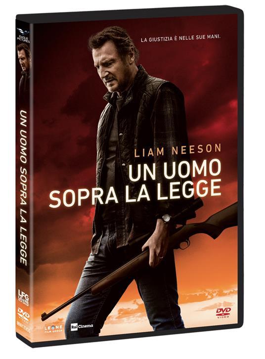 Un uomo sopra la legge (DVD) di Robert Lorenz - DVD - 2