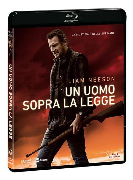 Un uomo sopra la legge (Blu-ray) di Robert Lorenz - Blu-ray