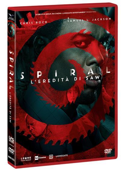Spiral. L'eredità di Saw (DVD) di Darren Lynn Bousman - DVD