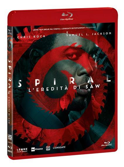 Spiral. L'eredità di Saw (Blu-ray) di Darren Lynn Bousman - Blu-ray