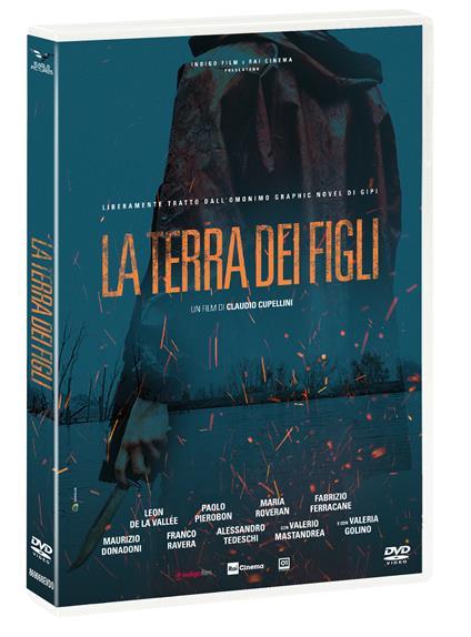 La terra dei figli (DVD) di Claudio Cupellini - DVD