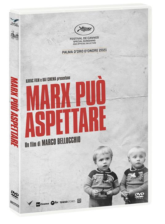 Marx può aspettare (DVD) di Marco Bellocchio - DVD