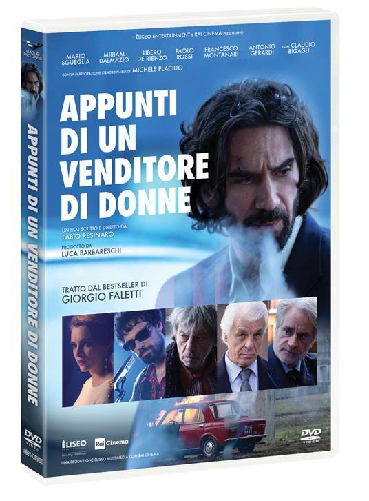 Appunti di un venditore di donne (DVD) di Fabio Resinaro - DVD