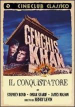 Gengis Kan il conquistatore