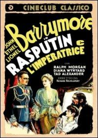 Rasputin e l'Imperatrice di Richard Boleslawski - DVD