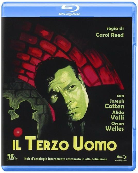 Il terzo uomo (Blu-ray) di Carol Reed - Blu-ray