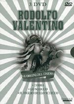 Rodolfo Valentino (3 DVD)