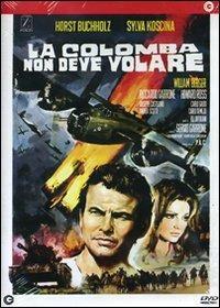 La colomba non deve volare di Sergio Garrone - DVD