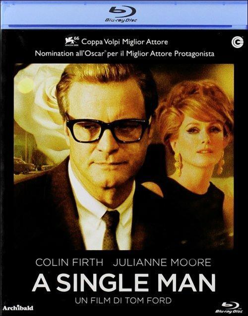 A Single Man di Tom Ford - Blu-ray