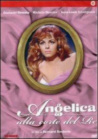 Angelica alla corte del Re di Bernard Borderie - DVD