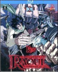 Ken. La leggenda di Raoul. Il dominatore del cielo (3 Blu-ray) di Masashi Abe - Blu-ray