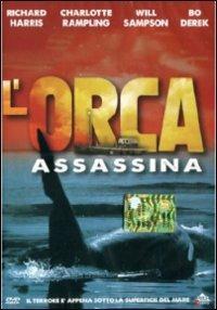 L' orca assassina di Michael Anderson - DVD