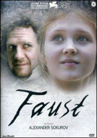 Faust di Aleksandr Sokurov - DVD