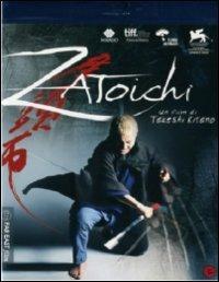 Zatoichi di Takeshi Kitano - Blu-ray