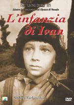 L' infanzia di Ivan (DVD)
