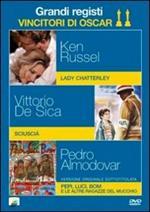 Grandi registi da Oscar. Vol. 2 (3 DVD)
