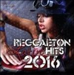 Reggaeton Latin Hits - CD Audio