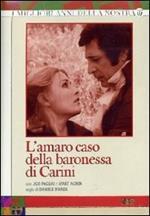 L' amaro caso della baronessa di Carini (4 DVD)