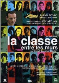 La classe. Entre les murs di Laurent Cantet - DVD