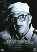 Alberto Lattuada. I grandi registi del cinema italiano (3 DVD)