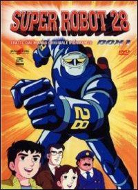 Super robot 28. Memorial Box 1 (5 DVD) di Hiroyuki Yokoyama - DVD