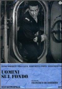 Uomini sul fondo di Francesco De Robertis - DVD