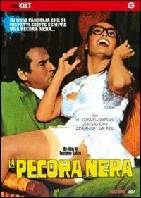 La pecora nera di Luciano Salce - DVD
