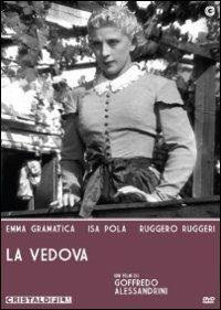 La vedova di Goffredo Alessandrini - DVD