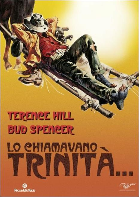 Lo chiamavano Trinità di Enzo Barboni - DVD